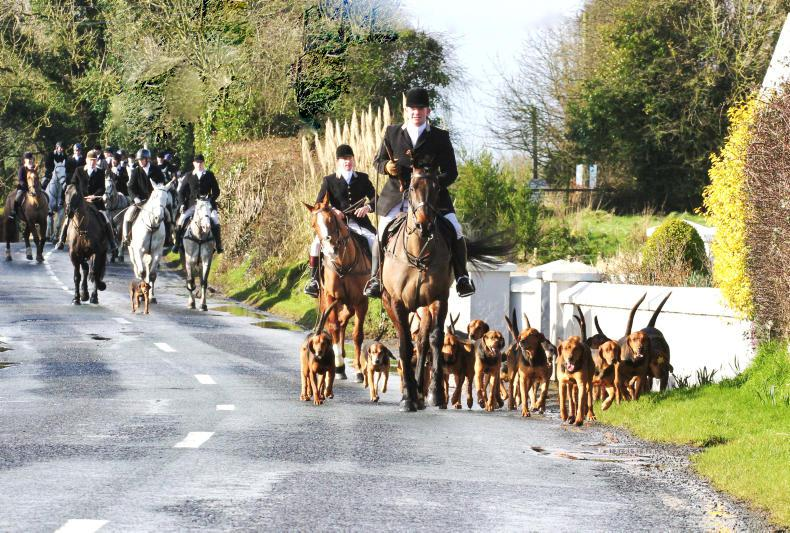 HUNTING: Thrills and spills