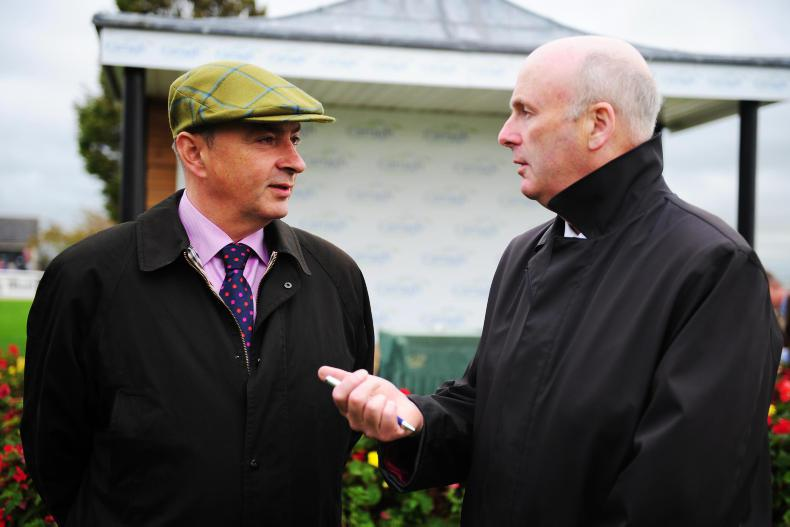 NEWS: Hickey reveals HRI-Turf Club dispute over Gordon affair