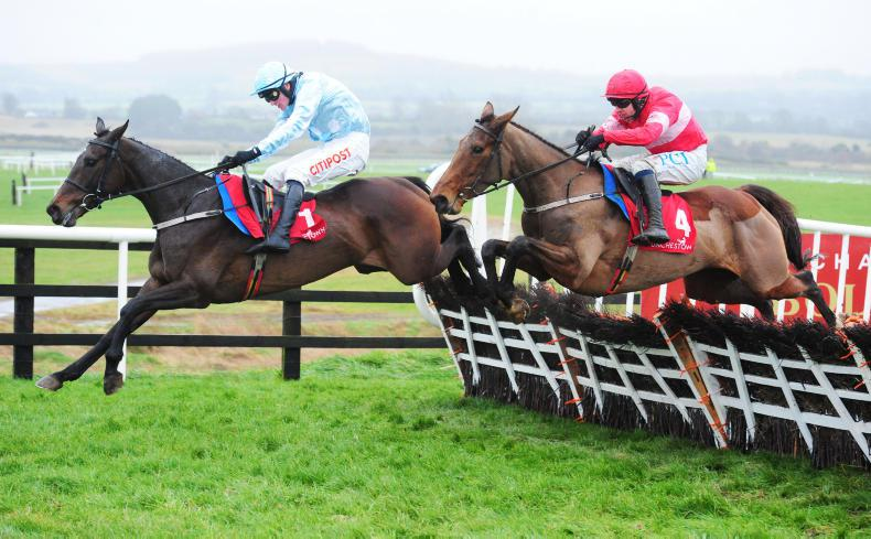 PUNCHESTOWN WEDNESDAY: Elfile makes it five in a row for Mullins