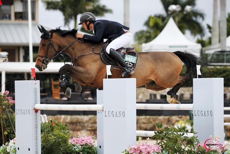 SHOW JUMPING: Five-star win for Bertram Allen in Florida