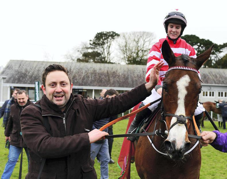 THE OWNER: Peter Michael -  You can't get a bet on and it's driving people away