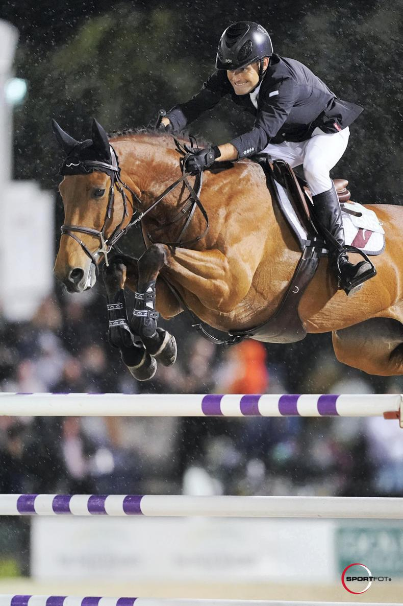 INTERNATIONAL: Cournane runner-up in $401,000 Grand Prix