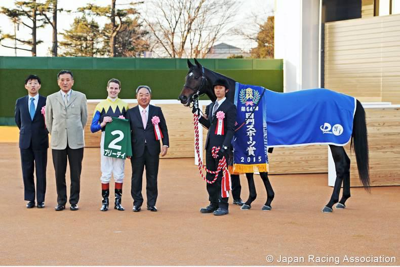 JAPAN: Fran finds eastern riches