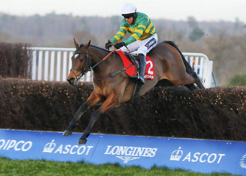 Champion Chase showdown one to savour for Hobbs