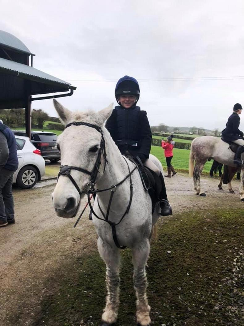 PONY TALES:  Girl power to the fore
