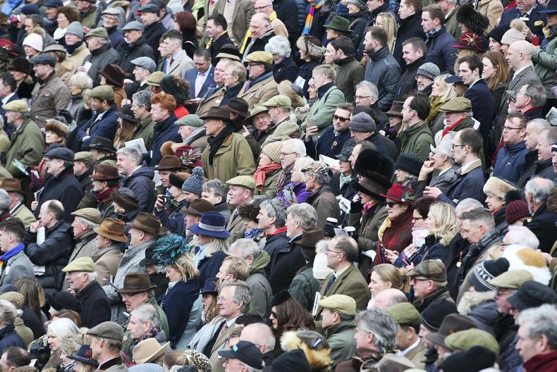 CHELTENHAM: 'Virus hiccup won't stop Festival'