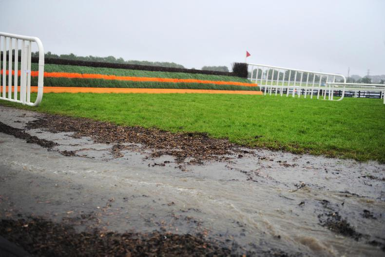 NEWS: Racecourses hoping Storm Jorge will blow over