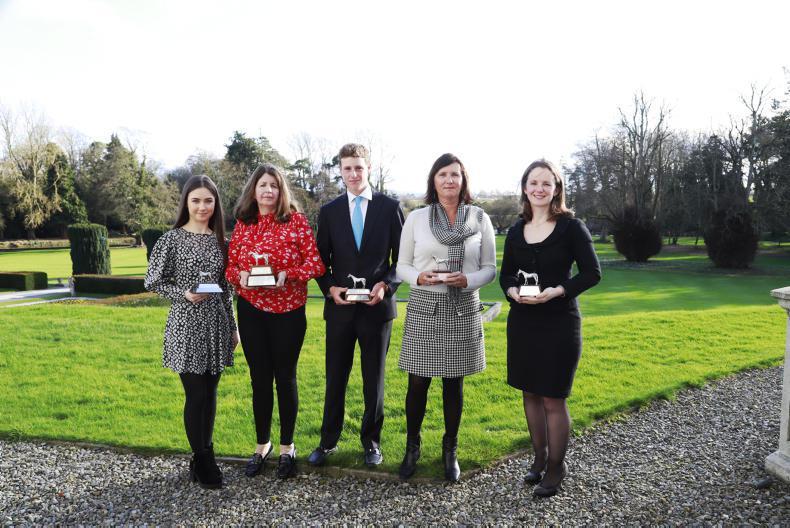 IRISH HORSE WORLD AWARDS:  Celebrating excellence