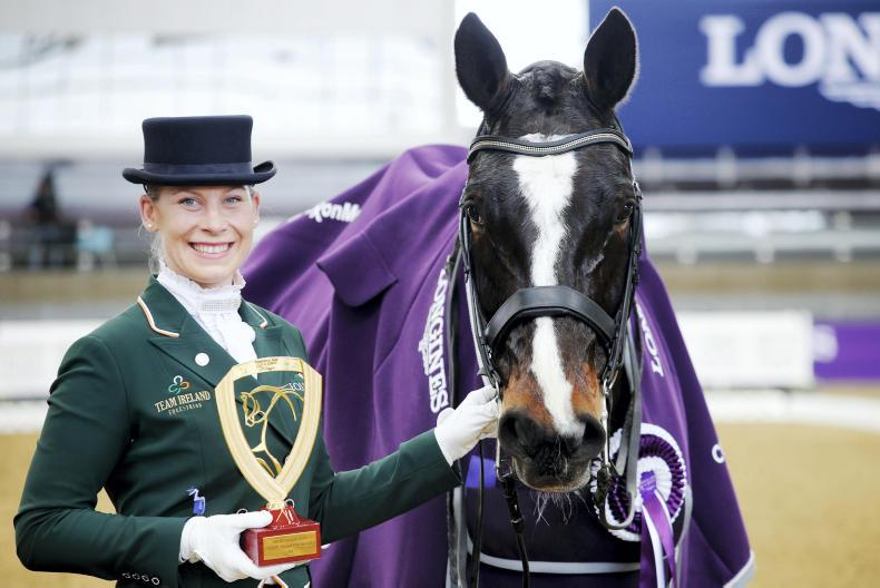 'I just couldn't stop the tears' - Kate Dwyer wins Grand Prix Special in Doha
