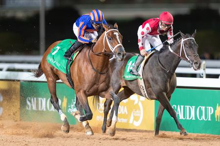 Smith handed huge fine over ride on Saudi Cup runner-up