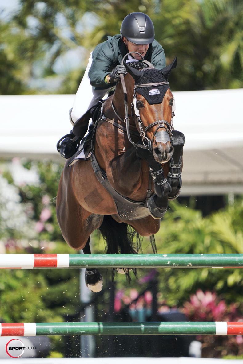INTERNATIONAL: Sweetnam runner-up in $214,000 Grand Prix
