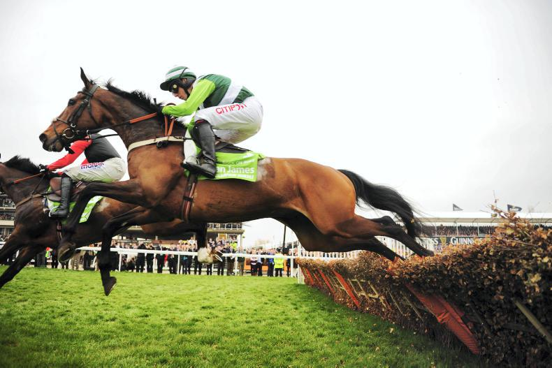 CHELTENHAM: Harry Fry itching to get back up that hill