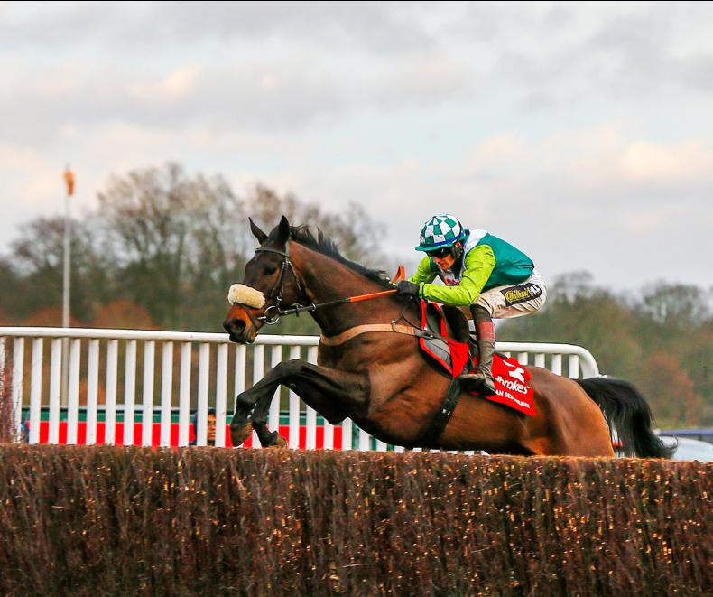 CHELTENHAM: Nicholls: 'Clan is lethal when fit and fresh, he's my best chance'