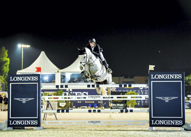INTERNATIONAL: Ryan ends UAE on a winning note