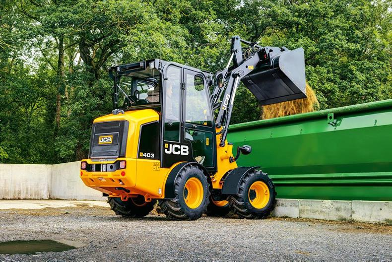 MACHINERY FEATURE 2020: Versatility and manoeuvrability with compact loaders