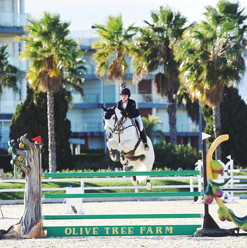 SHOW JUMPING:  Grand Prix win for Fitzpatrick