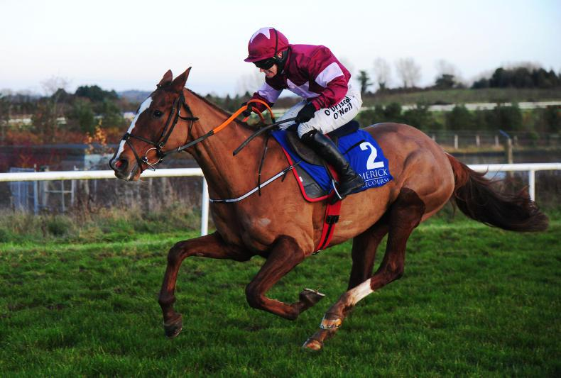 CHELTENHAM: Darling Daughter hopes to repeat family history