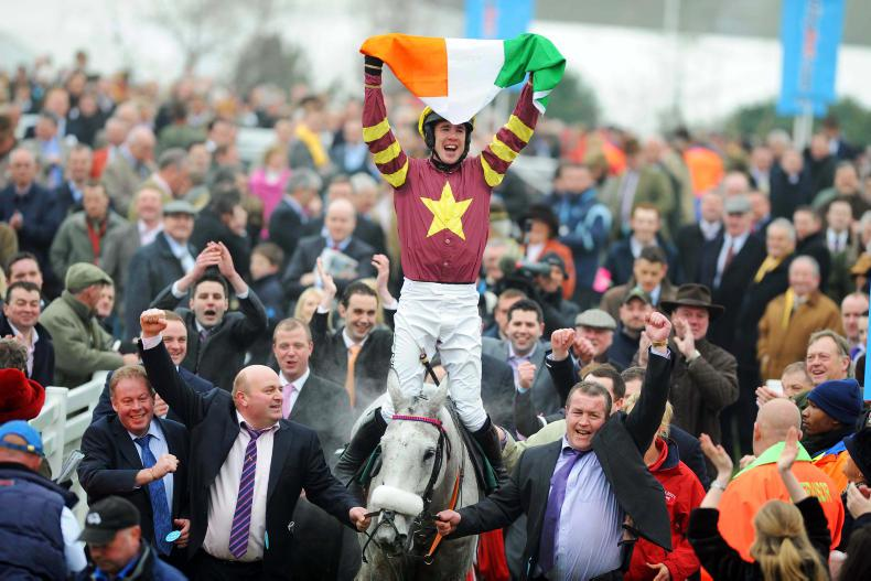 CHELTENHAM: DEREK O'CONNOR - A man in demand this time of year, every year