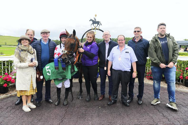CHELTENHAM: Louth and proud for the Darver Star