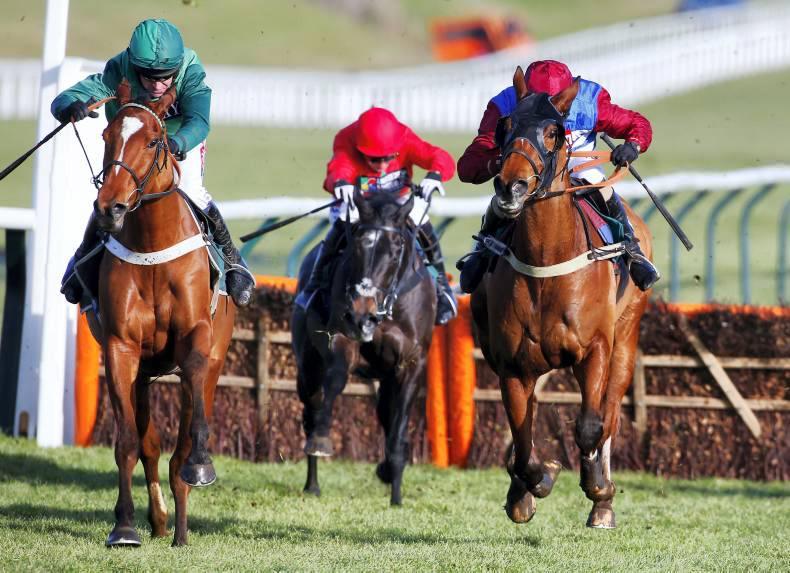 Simon Munir and Isaac Souede have six Triumph Hurdle entries