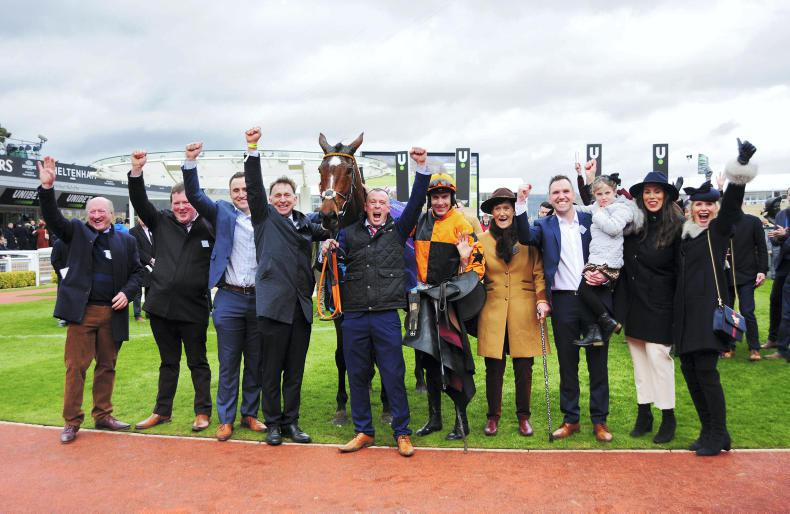 Put The Kettle On comes to the boil in Arkle