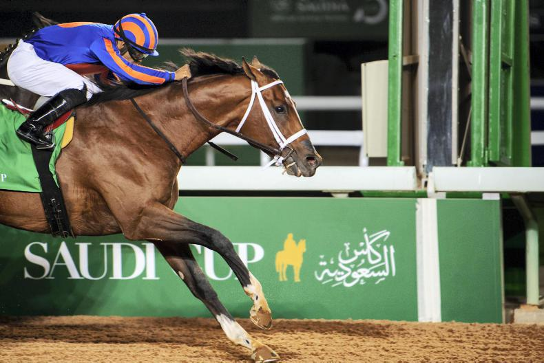 Saudi Cup winner Maximum Security to join Bob Baffert