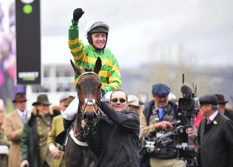 CHELTENHAM TUESDAY: Amid the clouds, Epatante emerges to shine brightest