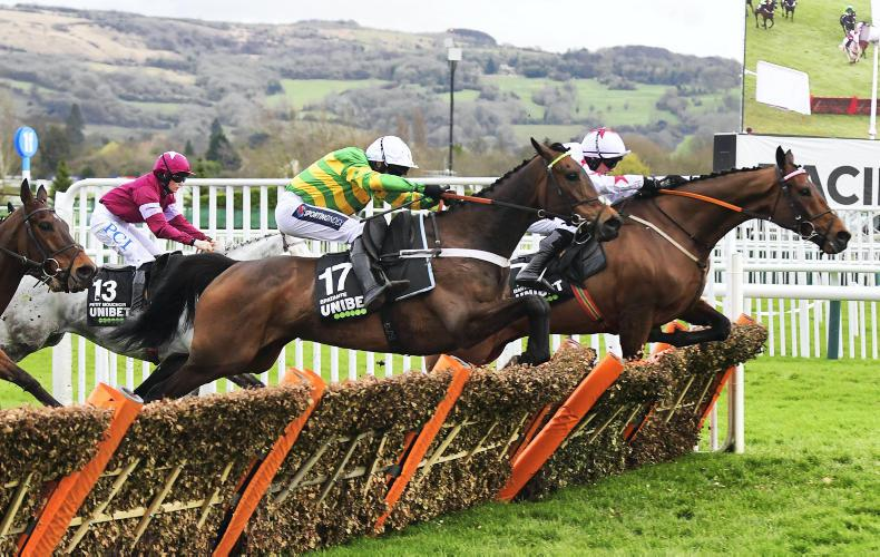 SIMON ROWLANDS: Improvement still needed from new champ Epatante