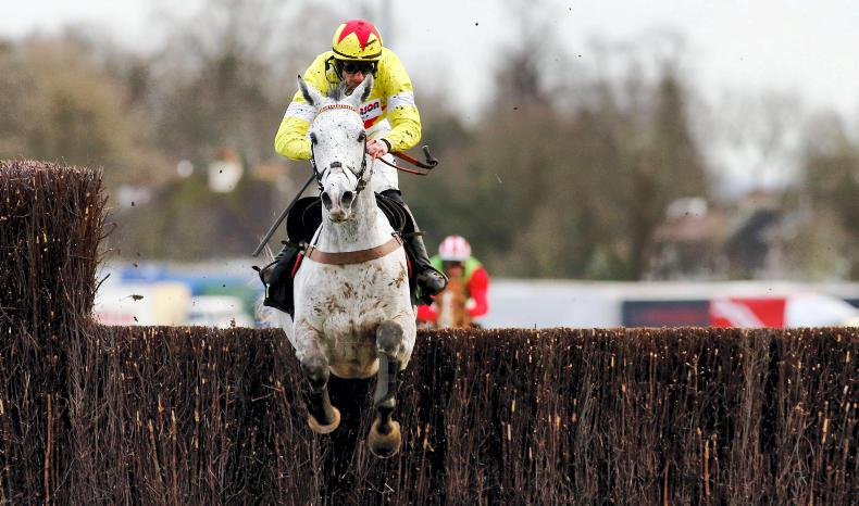 Politologue powers to Champion Chase glory