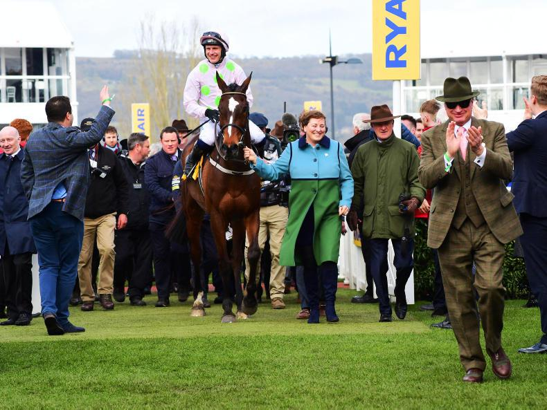 Ryanair Chase glory for Min