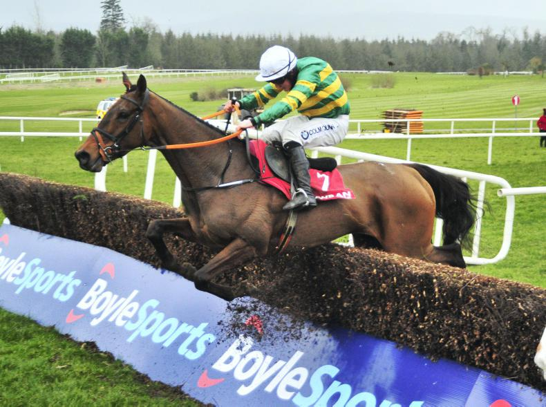 GOWRAN PARK SATURDAY: The Long Mile on a roll