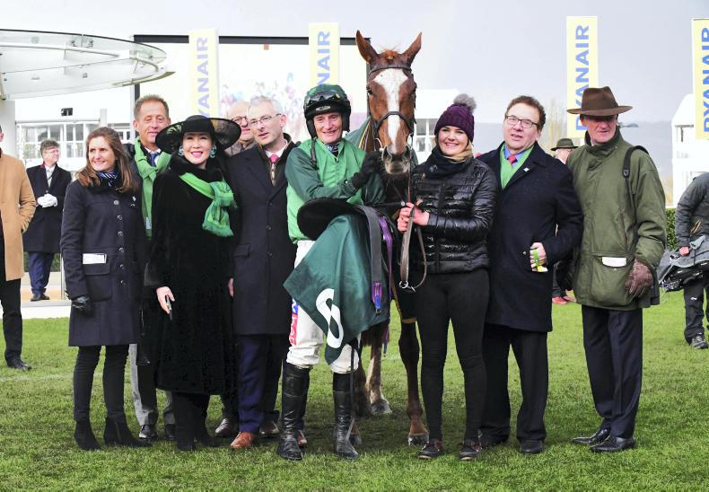 VIDEO: Concertista streaks to success for Mullins team