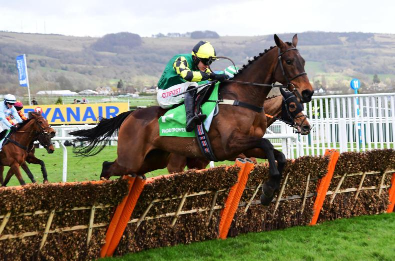 CHELTENHAM THURSDAY: An Oscar for Curtis