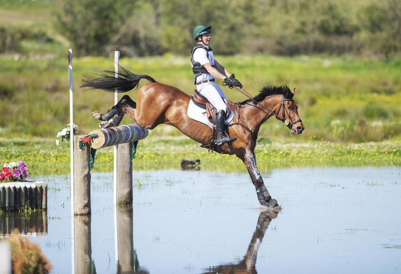 EVENTING: McCarthy lands CCI4*-L victory with Leonidas II