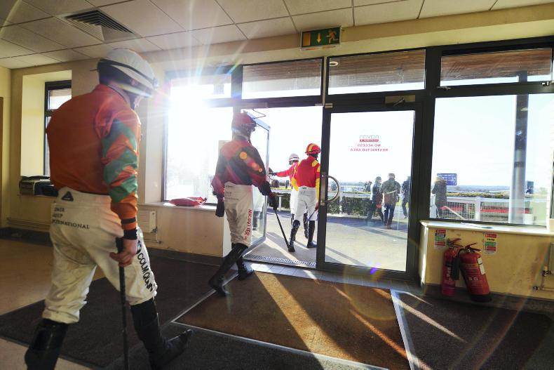 NEWS: Relief for jockeys and trainers as racing continues