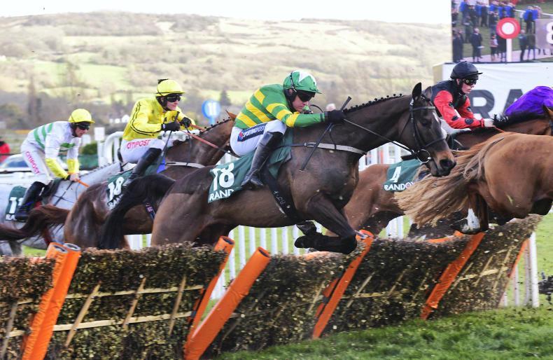 CHELTENHAM FRIDAY: Saint Roi wins for King Mullins
