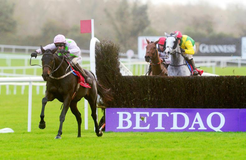 LIMERICK SUNDAY PREVIEW: Unbeaten Salsa will be too hot in Charleville