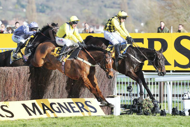 CHELTENHAM FRIDAY: Boum, Boum