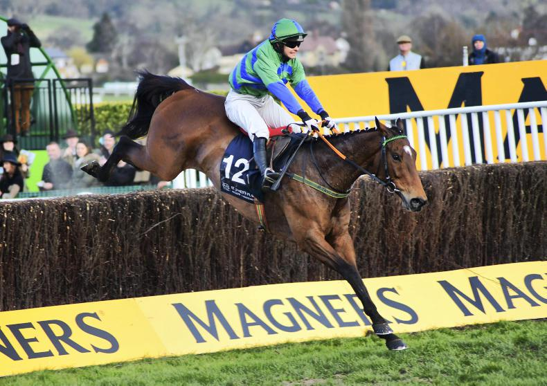 It Came To Pass springs Foxhunter surprise