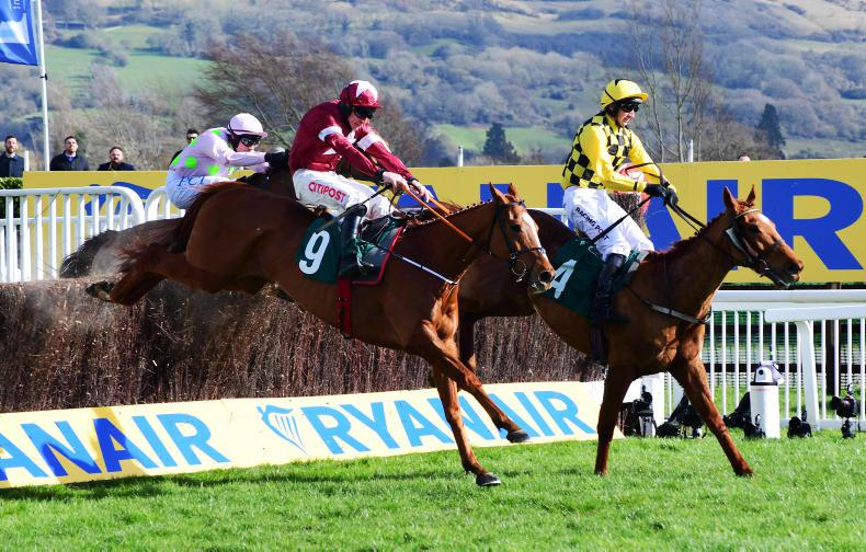 CHELTENHAM THURSDAY: Just 'brilliant' to have Samcro back