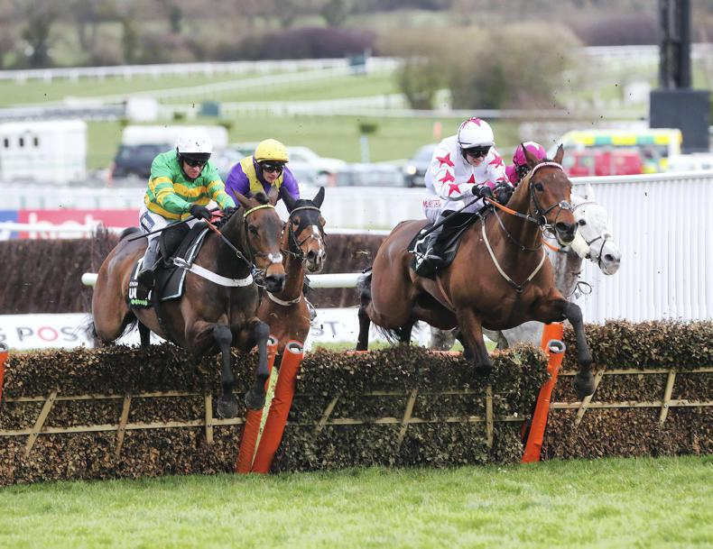 CHELTENHAM TUESDAY: Epatante excels for Champion Hurdle specialists