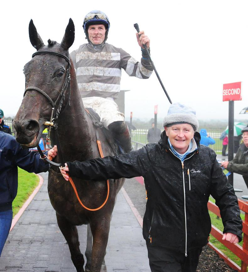 Well Set Up takes Limerick prize