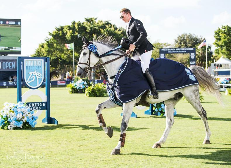 SHOW JUMPING:  Wins for Coyle, Moore and Lynch