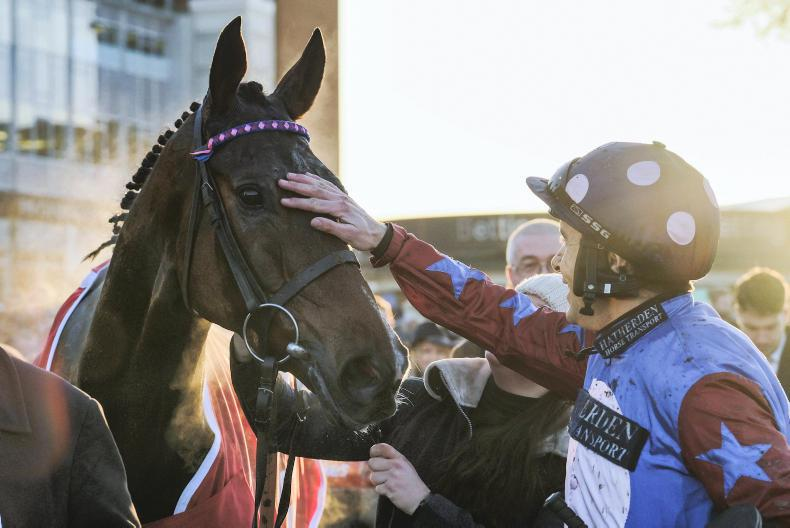 Punchestown possible for Paisley as heart scans go well