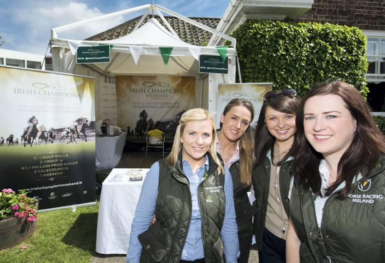 Racecourses get up to speed with digital age