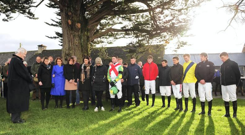 Thurles Racecourse manager Pierce Molony laid to rest