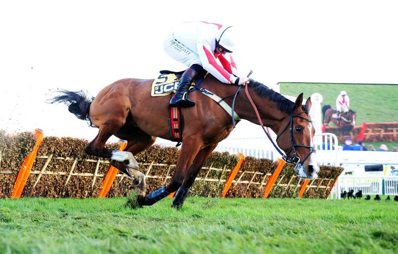 SIMON ROWLANDS: Unfortunate Goshen looks legitimate Champion Hurdle contender