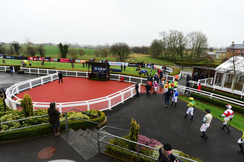 ON COURSE: Racing to continue in Ireland under strict protocols