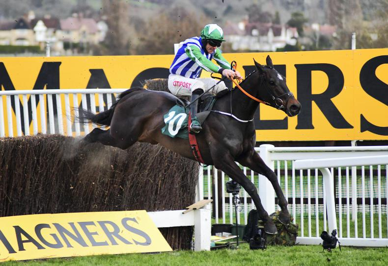 CHELTENHAM REVIEW: Mouse scores late with his Chosen one