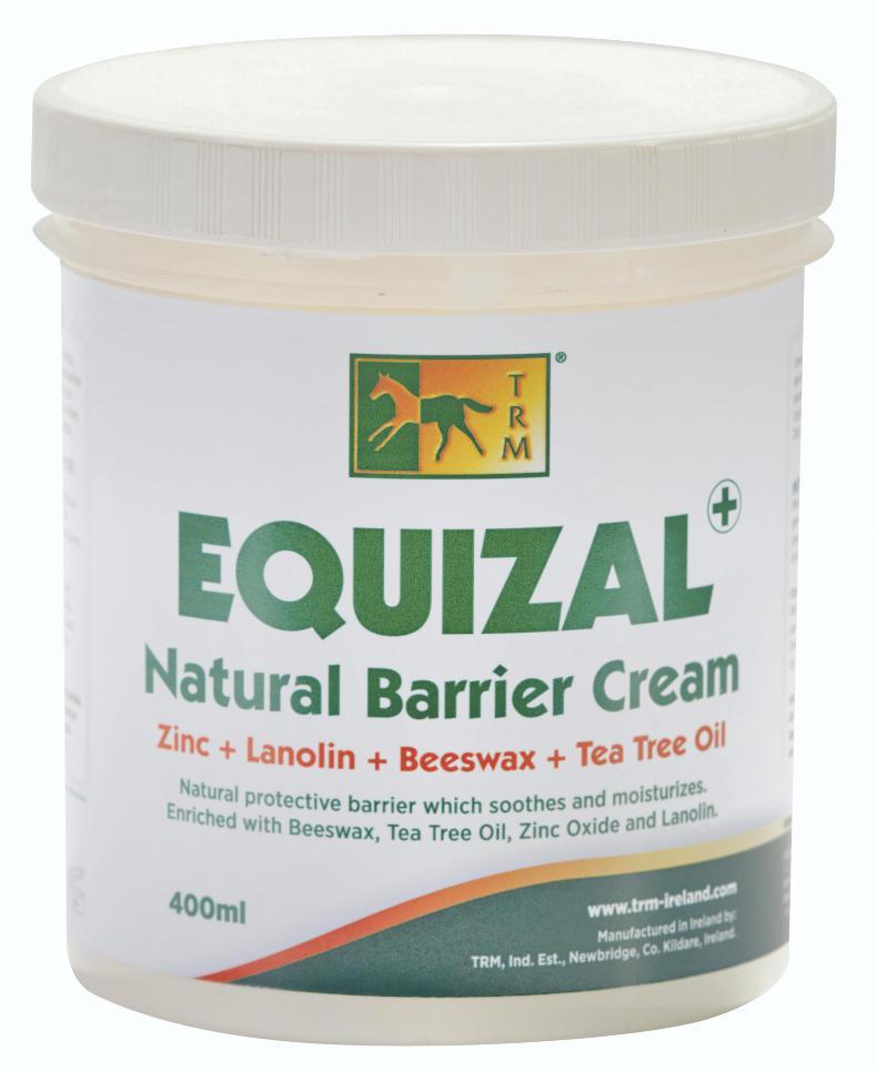 HORSE SENSE: Natural solution to hand sanitiser